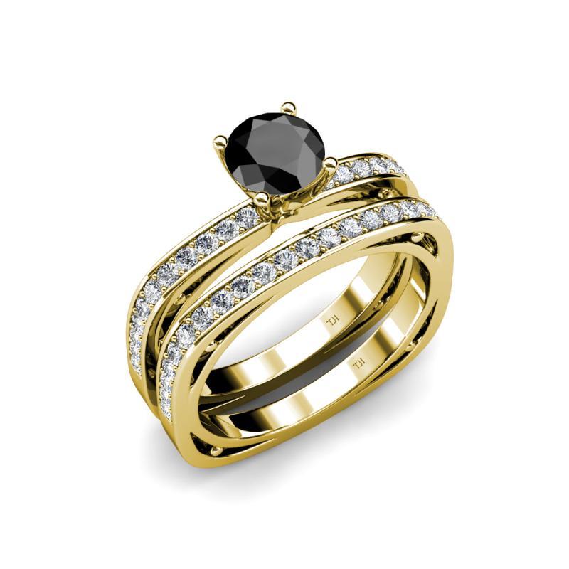 Bridal Sets Bridal Sets Black Diamond Wedding