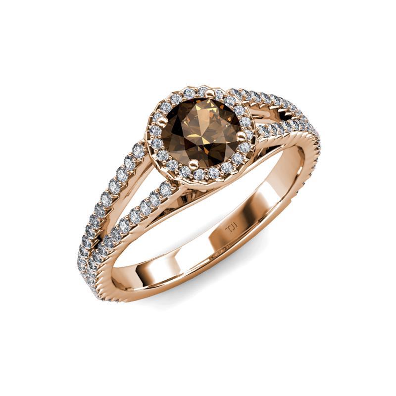 Smoky Quartz Wedding Rings Wedding Rings