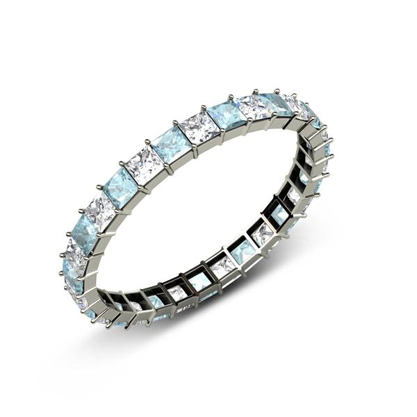 band ring details eternity in aaaa ringscollection blue bands ori aquamarine