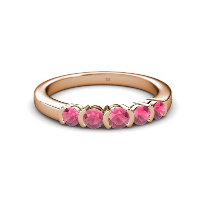 roena - Garnet Wedding Ring