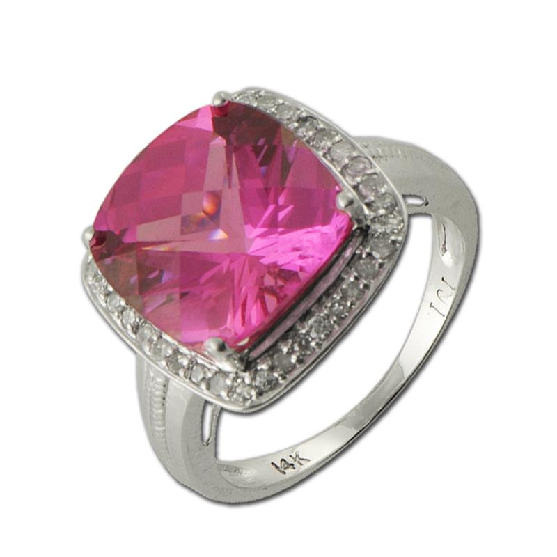 earth sapphire brilliant engagement rings pink