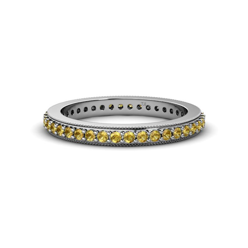 domed cluster wb platinum pav pave way diamond in band third dome micro gold white bands wedding