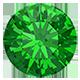 Green Garnet (January)