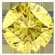 Created Yellow Sapphire (September)