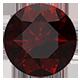 Red Garnet (January)